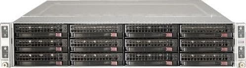 Supermicro SuperServer 6028TP-HC0R 12-Bay 3-Node Servers X10DRT-P CTO No CPU/MEM